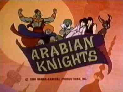 arabian nights names