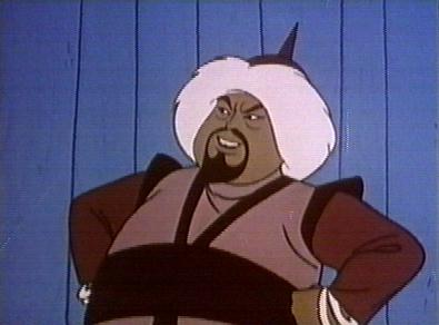 Bakaar the evil Sultan