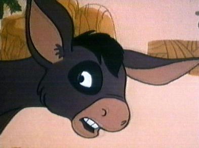 Zazuum the donkey