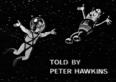Told by Peter Hawkins