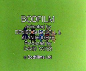 Bod end titles