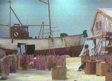 Mr Shipham's Boat