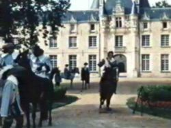 Francois returns to the Chateaux seeking Isabelle