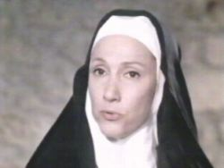 Mother superior of St Lucie