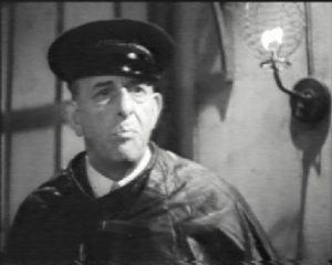 Stationmaster Saul Hodgkin