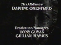 The Children of Green Knowe End Credits