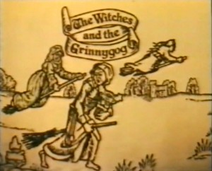 The Witches and the Grinnygog by Dorothy Edwards