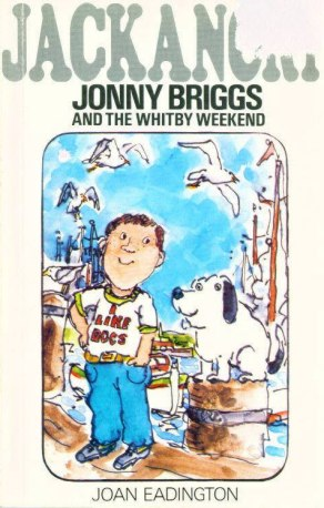Jonny Briggs Book cover - Jackanory
