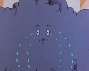The unhappy Cloud