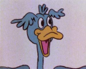 The Yoo Hoo bird