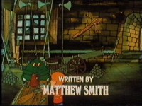 Written by Matthew Smith