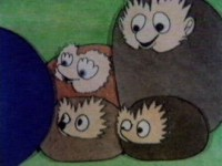 The Hedgehog Family