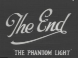 The End of the Phantom Light