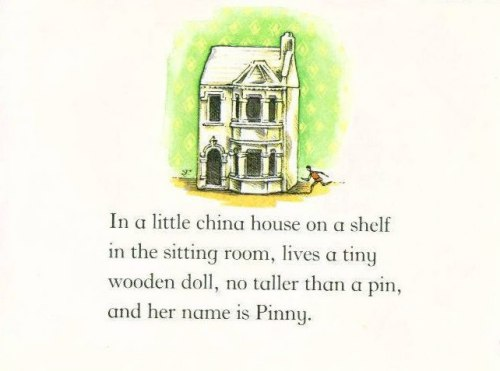 Pinny's House by Peter Firmin