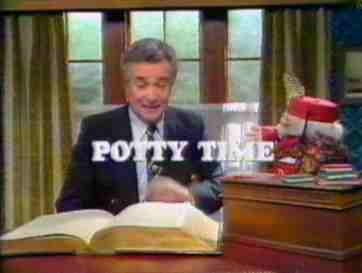Potty Time Main Page