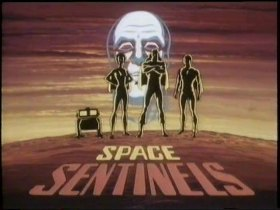 The Space Sentinels Introduction