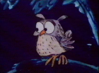 The Owl (my favourite character)