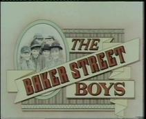 The Baker Street Boys by  Brian Hall