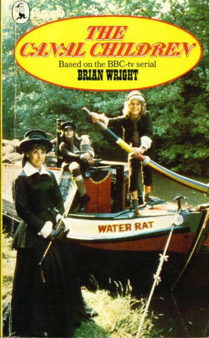 The Canal Children book cover front